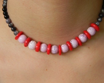 Splash of Colour Necklace
