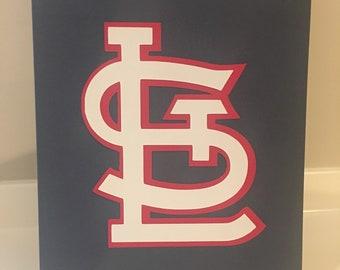 Saint Louis Cardinals Greeting Card