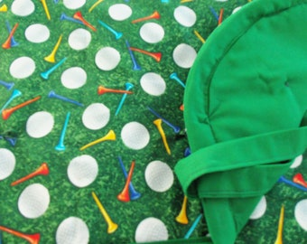 1016 Golf Cart Seat Cover