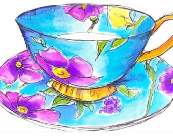 Teatime Blues