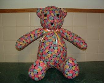 Candy Heart Bear
