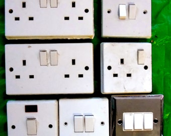 7 Electrical boxes and switches