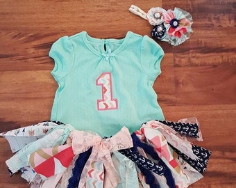 Happy 1st Birthday Outfit