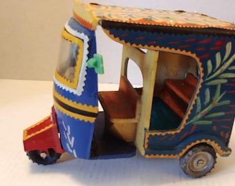 Pakistani Miniature Rickshaw