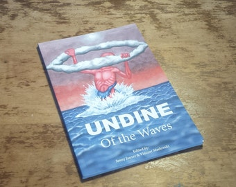 UNDINE of the Waves : An Art and Poetry Book