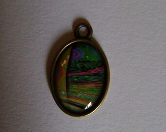 Galaxy pendant