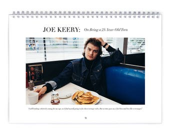 Joe Kerry Vol.1 - 2018 Calendar