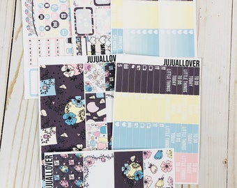POTIONS Planner Stickers l Vertical Stickers l Full Kit l Full Weekly Kit l Planner Kit l Summer Weekly Kit l Summer Stickers l Pastel Kit