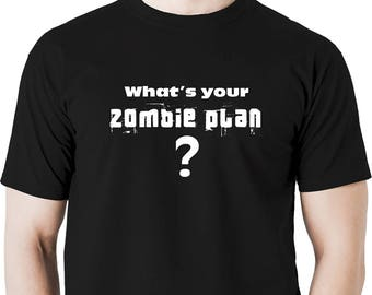 What's your zombie plan?