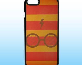 Harry Potter Glasses Custom Iphone Case, Iphone 5, 6, 7, 8, X