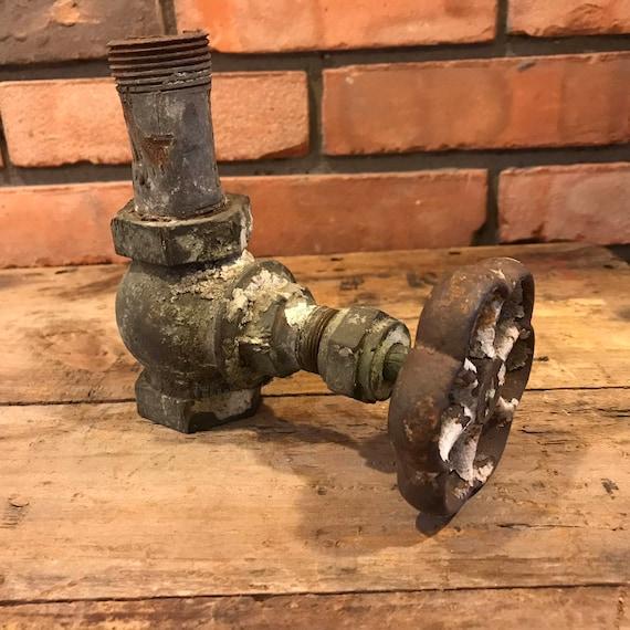 Vintage Valve Vintage Faucet Antique Plumbing Parts