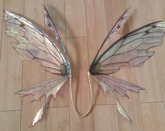 Mini Cicada pixie wings