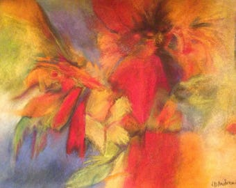 Floral Abstract 1