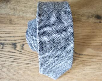 burlap neckties,burlap necktie grey white black,faux burlap necktie for men,faux burlap fabric