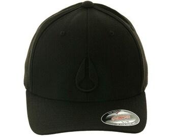 Embroidered Flex-Fit Hat, Baseball Hat, Personalized Gift, Custom Embroidery, Personalized Hat, Personalized Baseball Cap, Personalized Cap
