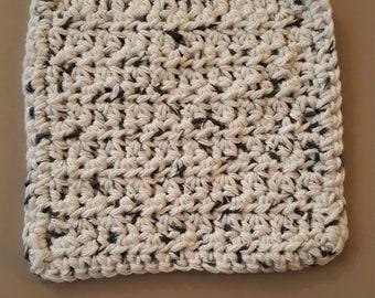 Crochet cotton cloth