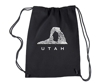 Cinch Backpack Bag-UTAH