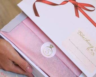Monthly Subscription to Blushing Bride Box