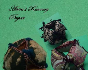 "SPECIAL Anna's ""Recovery"" Project Pattern - Pillow Ball Pin Cushion Electronic Pattern -  By Anna Worden Bauersmith"