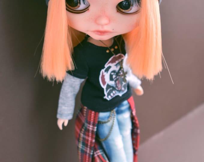 OOAK Custom TBL Blythe Doll Lolla