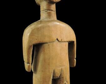 Ewe Doll Venovi Male Figure Togo African Miniature 111681