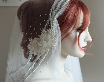 Wedding Veil  - Perle (Made to Order)