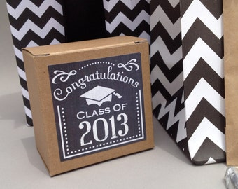 Graduation Gift Labels or Tags
