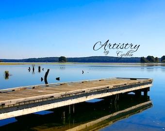 Lake Decor, Lake photography, Lake wall art, Nature Photography, Landscape, Wall Art, Decor