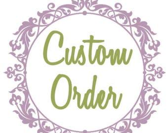 Bambi Custom Order