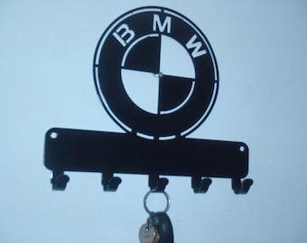 Key Rack BMW Metal Art