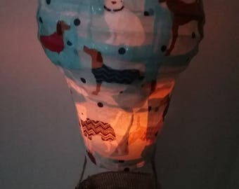 Hot Air Balloon Night Light