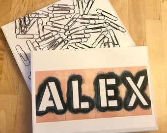 Alex the Book