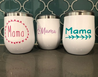 Personalized Mama Cups