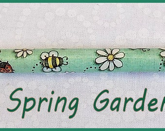 "Spring Garden Kraft-i Roller - Paper Bead Roller / Tool from the Original Collection 1/8"" or 3/32"" - Tutorial included"