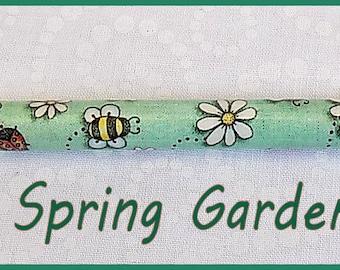 """Spring Garden Kraft-i Roller - Papier Bead Roller / Tool aus der ursprünglichen Sammlung 1/8"""" oder 3/32"""" - Tutorial enthalten"""