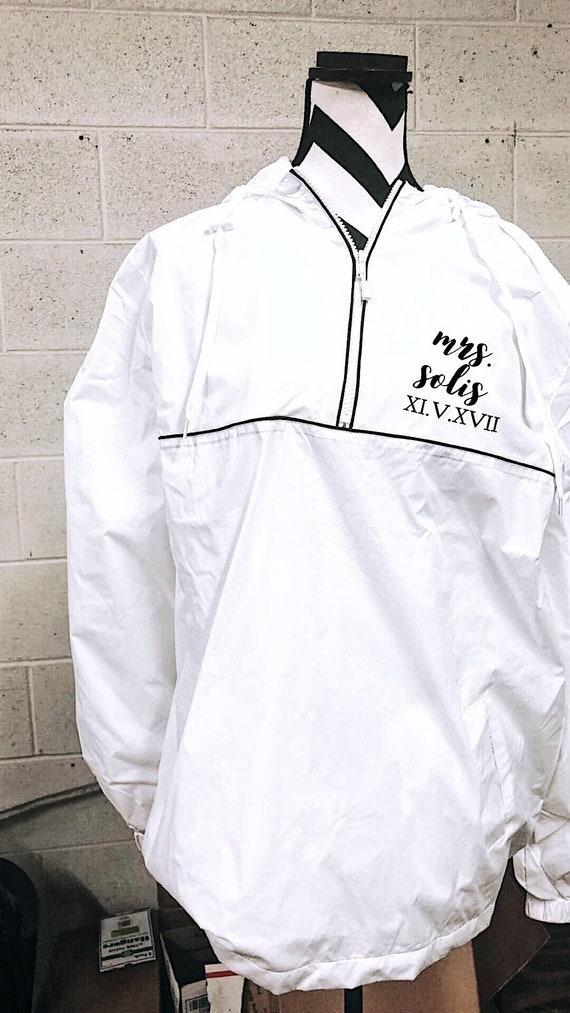 Custom Wind-Breaker jacket