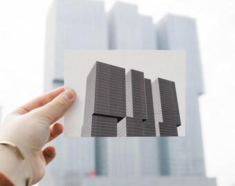 Briefkaart, De Rotterdam (PR003)