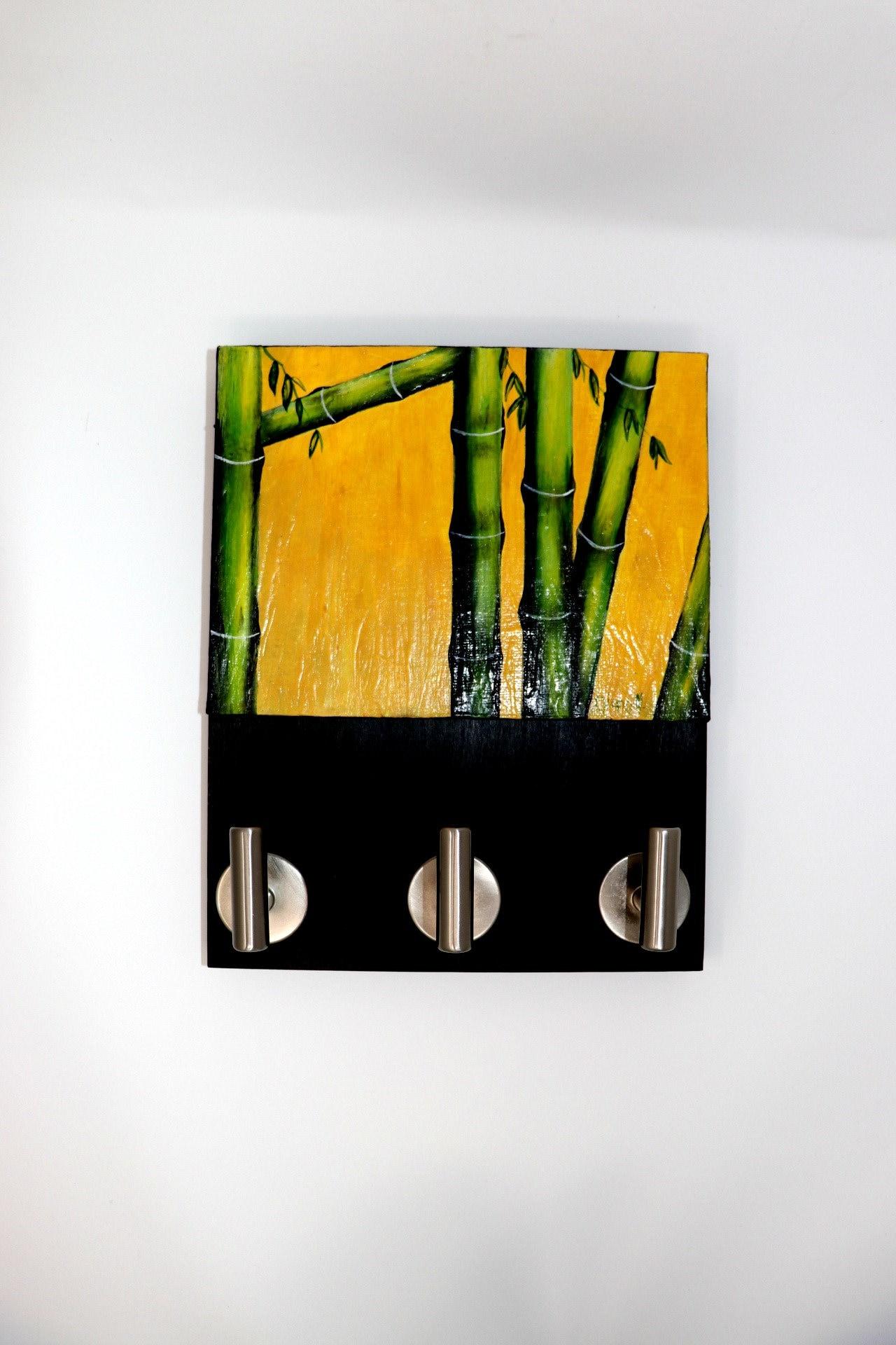 Contemporary Wall Decor Keys Illustration - Wall Art Collections ...