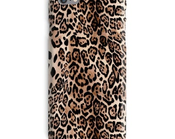 Leopard iPhone Case, Animal iphone case, Realistic iphone 6 case, Photo iphone 6 case, Print iphone 6s case, Awesome iphone case