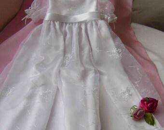 "Pretty Christening Gown - ""Chrissy"""