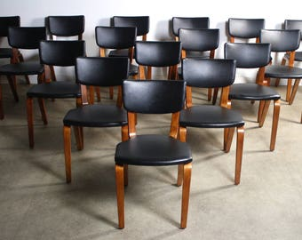 Set of Sixteen (16) Thonet Bentwood Chairs
