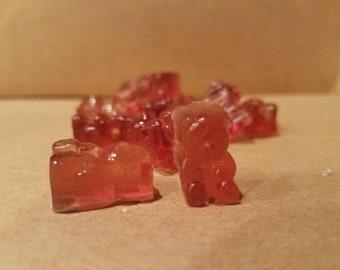 Rose Gummy Bears
