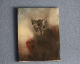 Lost Cat.
