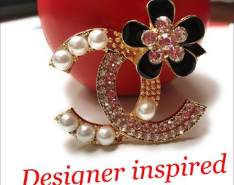 chanel brooch channel jewelry and brooches pin pinterest