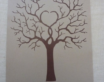 A3 Finger Print Tree