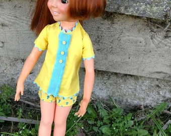 Short Shorts and Top for Crissy or Kerry Dolls