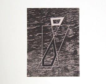Original Silkscreen - Josef Albers, FORMULATION-ARTICULATION, 1972