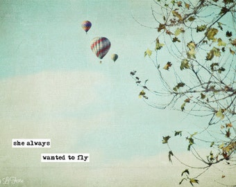 sky, teal, typography, dreamy, fine art photography