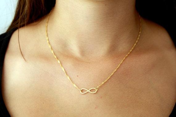 envyher with gold infinity birthstone necklace swarovski names