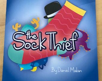 The Sock Thief © Children's Book